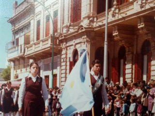 Delegación del instituto Herminia Brumana ( Década de 1970)