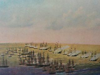 Combate naval «De los Pozos», librado el 11 de junio de 1826.