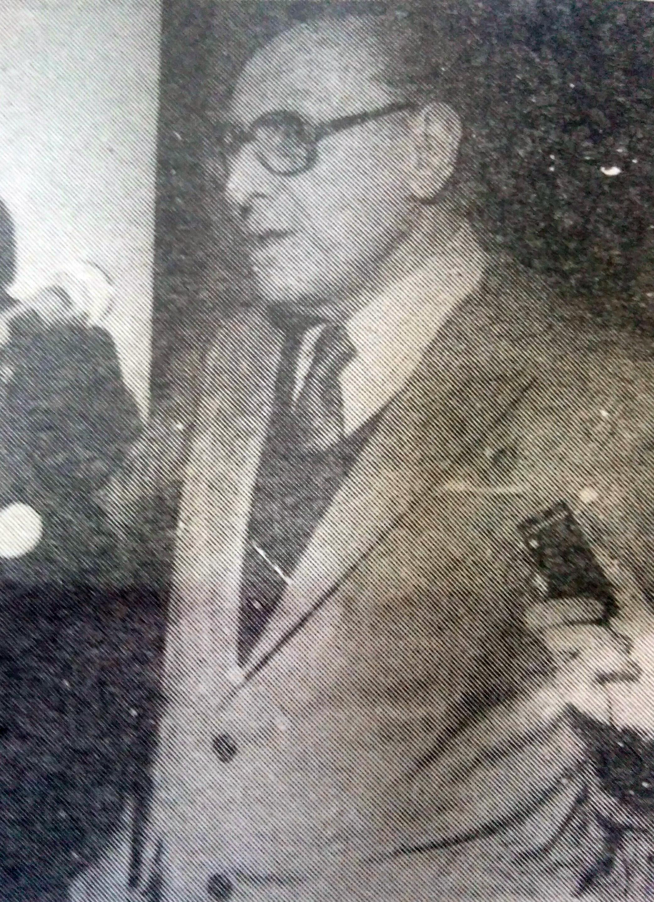 Profesor Héctor José Cartier (1907-1997).