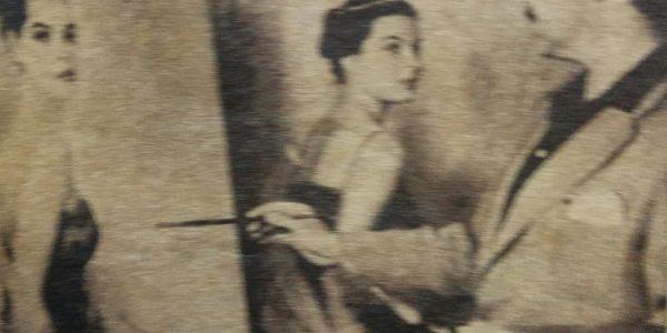 Otra faceta artística, de Julio Molina Cabral: La del pintor, que realizara distintas obras y exposiciones de sus cuadros.