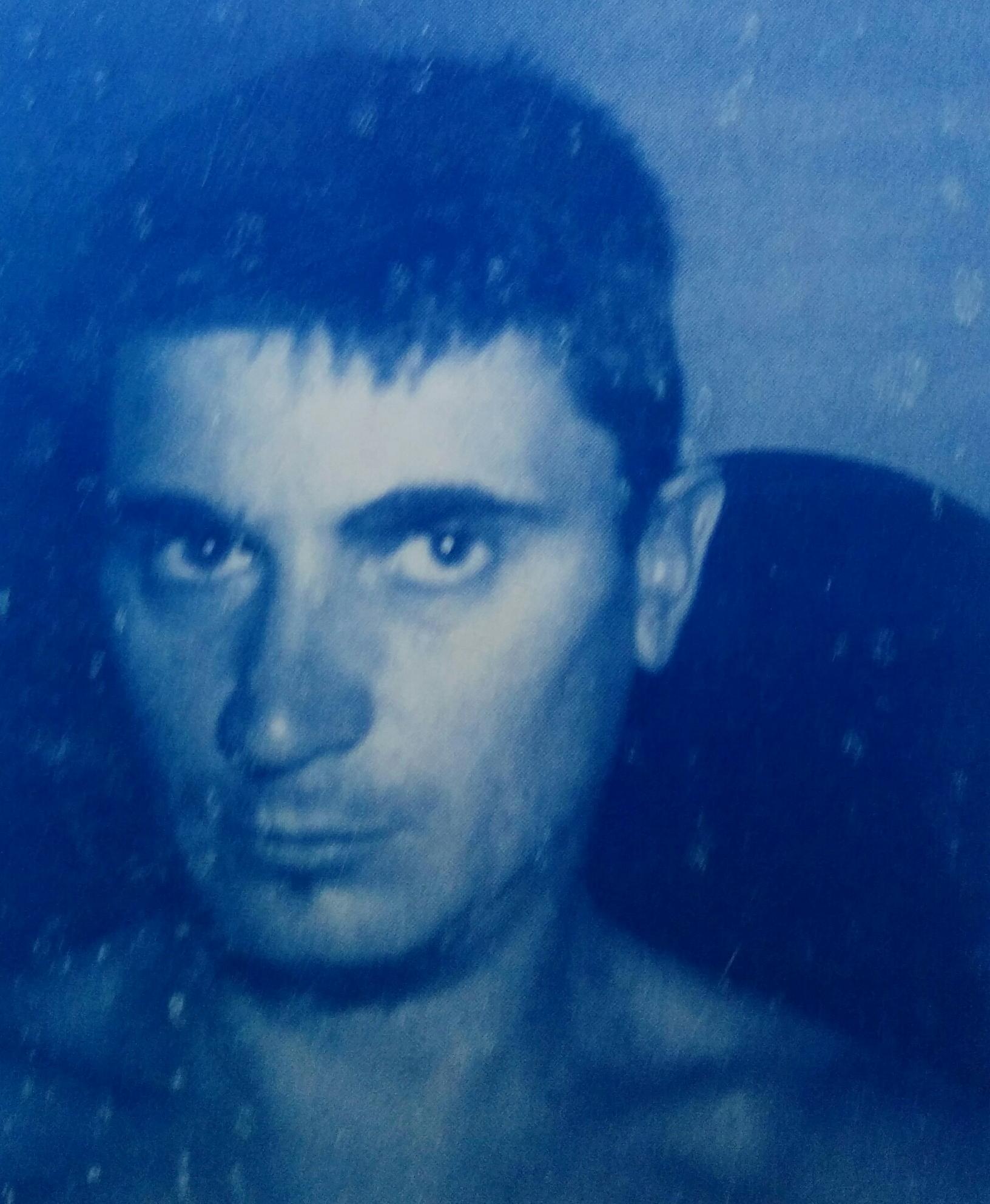 El poeta y escritor, Ariel Uriarte (1965-2015)