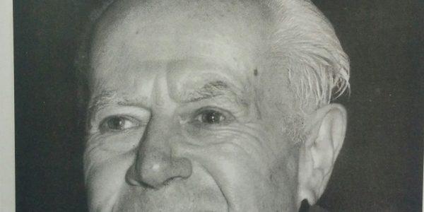 Dr. Néstor Javier Domínguez Garnier (1912-2002), fundador y primer presidente de la filial chivilcoyana de LALCEC.