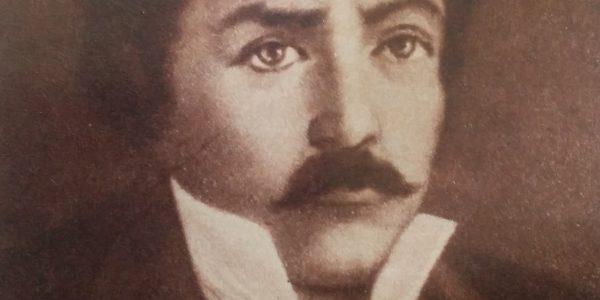 Dr. Francisco Narciso Laprida (1786-1829), presidente del Congreso de Tucumán, que declaró la Independencia, el martes 9 de Julio de 1816.