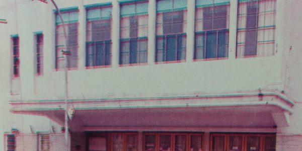 Cine-teatro Metropol, inaugurado el 21 de agosto de 1929.