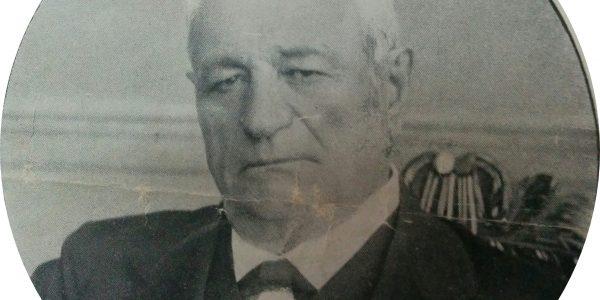 Don Pascual Grisolía (1835-1920), fundador y primer presidente de la Operaria Italiana.