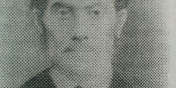 Don Antonio Echaide, primer presidente de la Asociación Española, desde el 9 de julio de 1870, hasta el 6 de julio de 1873.