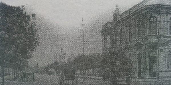 La Asociación Española, en 1910.