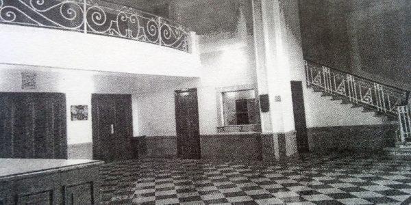 Imagen interior del Teatro Español.