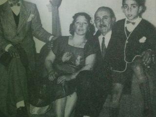 La familia Maresco.
