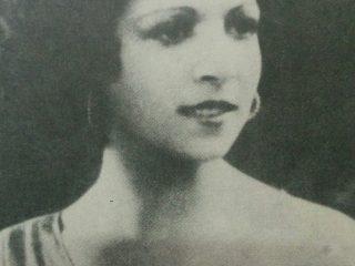Fotografía juvenil de la Hermana Irma Inglese de Maresco (Año 1935).