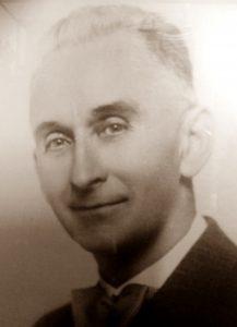 Profesor Pompeo Boggio, nacido en Turín (Italia), el 10 de abril de 1880, y fallecido en Buenos Aires, el 23 de junio de 1938.