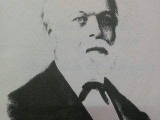 El inmigrante alemán, Augusto Krause (1811-1881), padre del ingeniero Otto Krause.