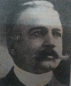 Ingeniero Otto Krause (1856-1920), gran propulsor y padre espiritual de las escuelas industriales Argentinas.