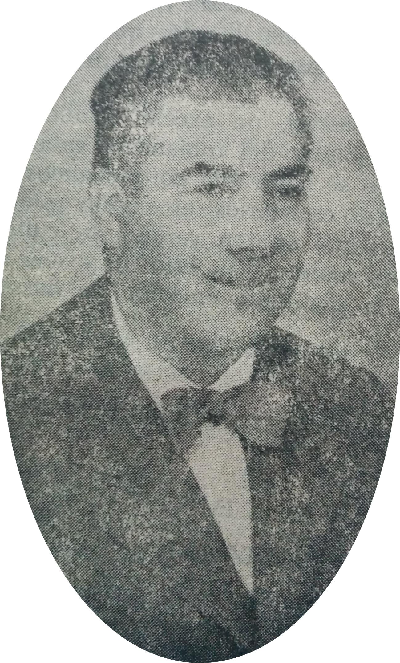 Don Valentín Pérez (1901-1980).