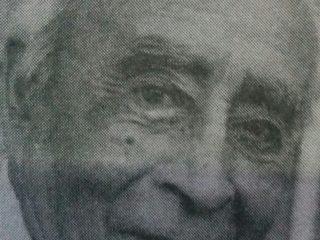 Don José Tito Ranni, (1902-1999), fundador y gran propulsor de la inolvidable Publicidad «Sirena».
