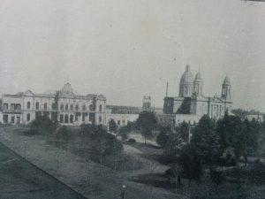 Chivilcoy, en 1916, año del Centenario de nuestra Patria.