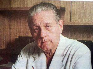 Dr. René Gerónimo Favaloro (1923-2000).