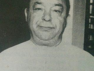 El inolvidable sacerdote presbítero Cayetano Migale (1943-2011), quien durante varios años, de sostenida e infatigable labor pastoral, atendió espiritualmente, al Centro San Cayetano.