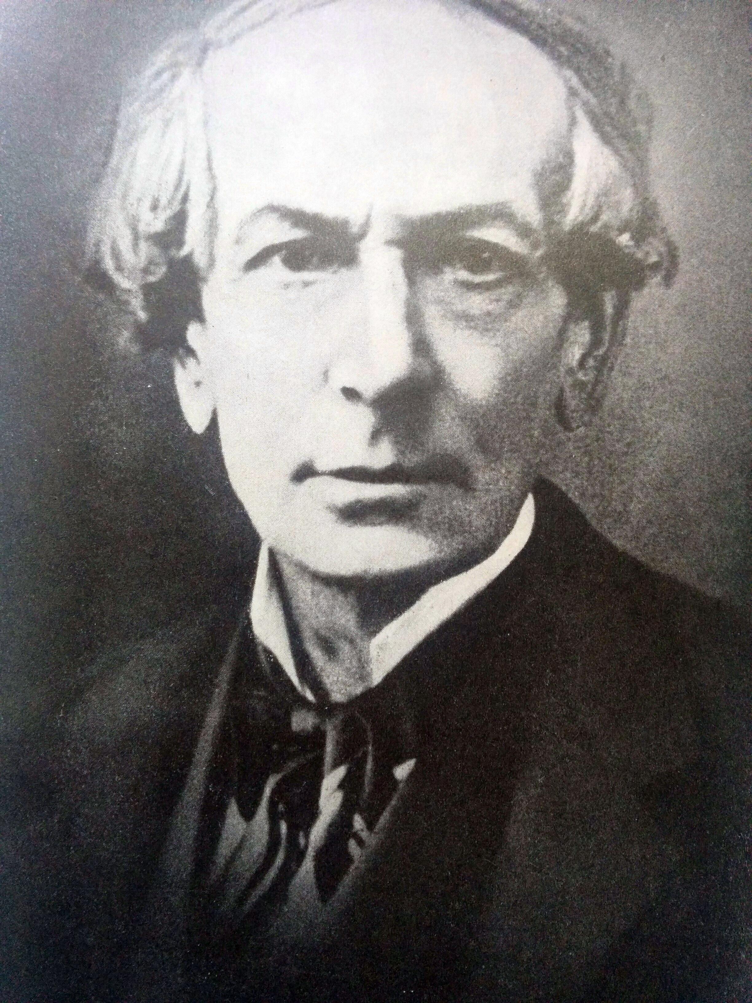 Dr. Juan Bautista Alberdi (1810-1884), padre de la Constitución Nacional, de 1853.