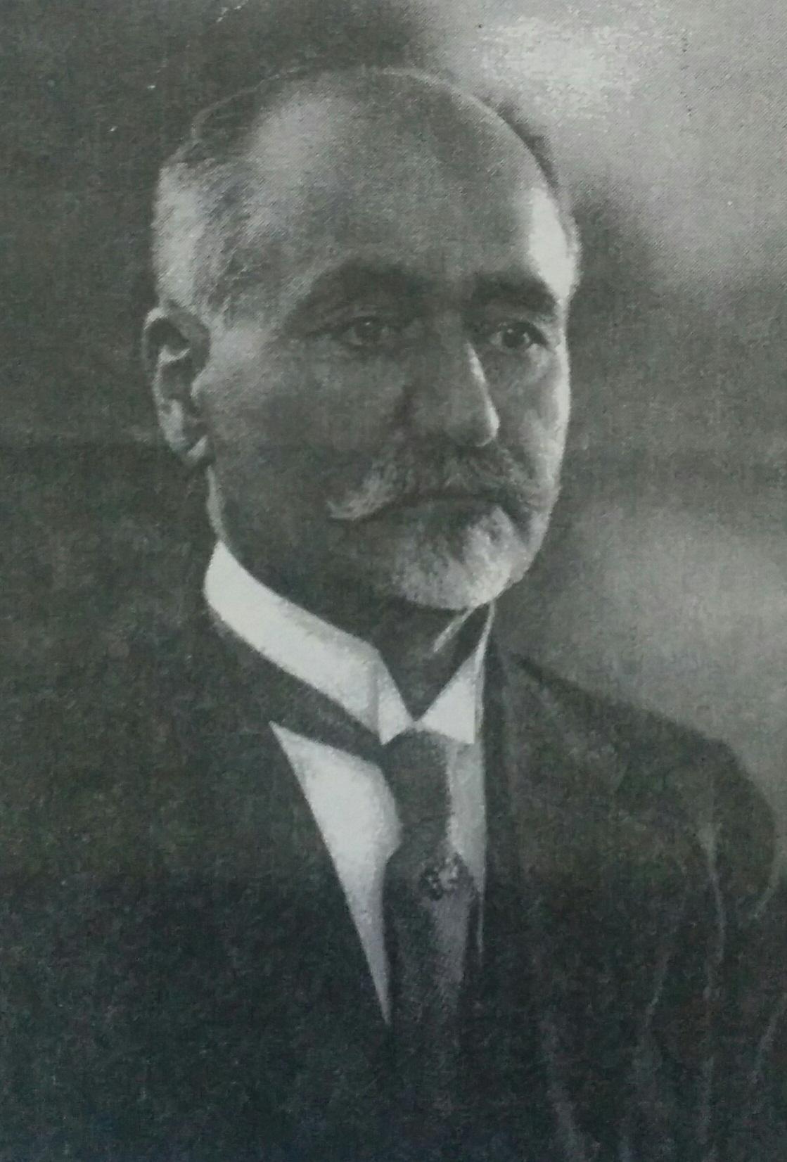 Don Sebastián Fabián Barrancos (1857-1933).