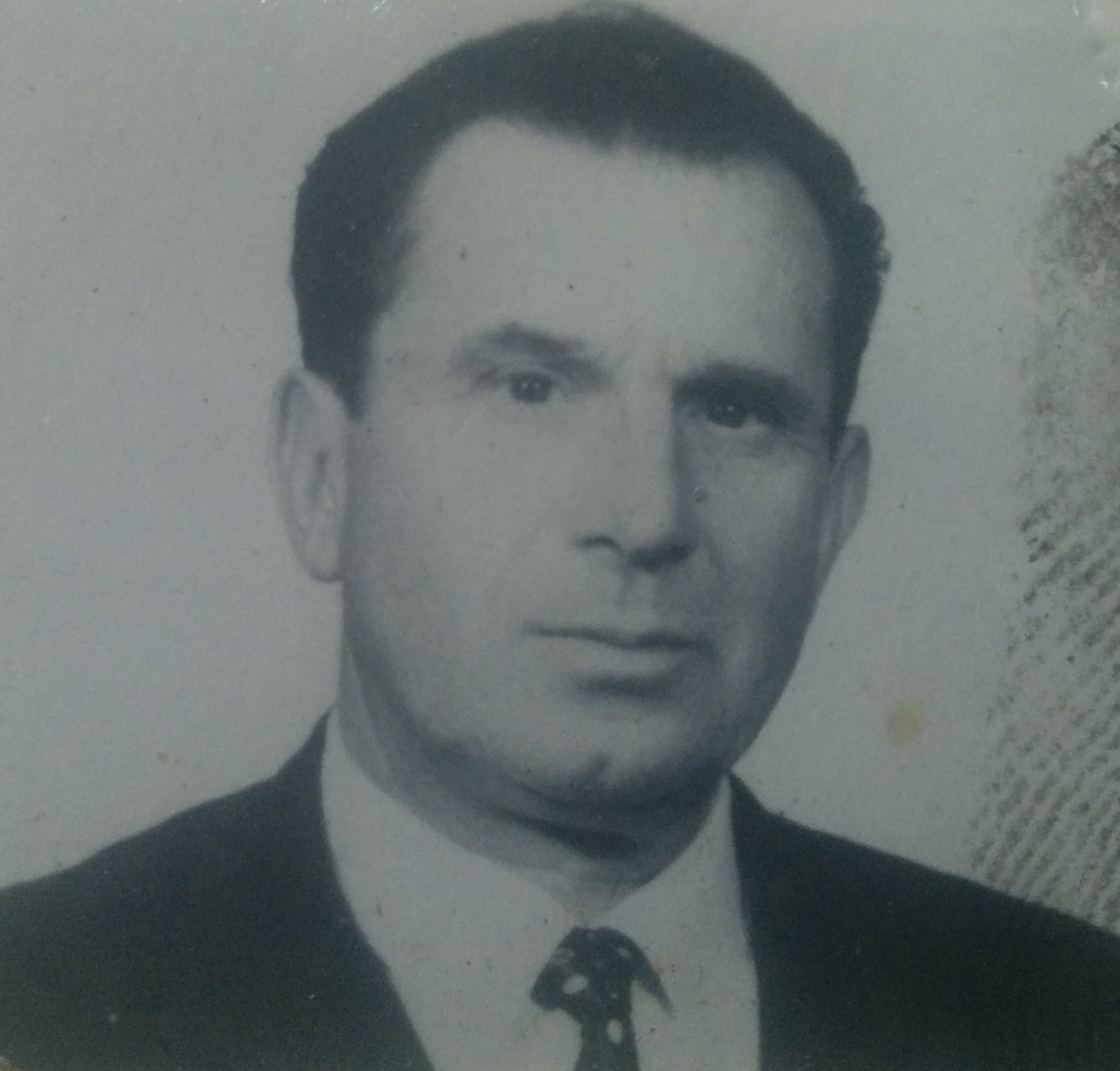 El maestro normal, Don Carlos Armando (1905-1987).