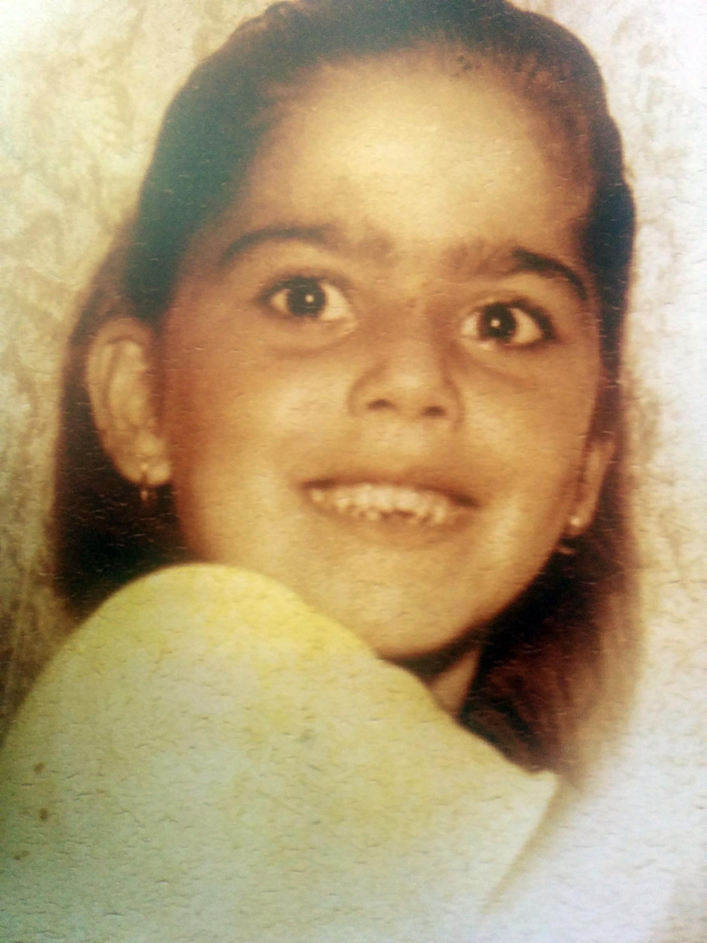 La niña Patricia Leiva (1975-1987)
