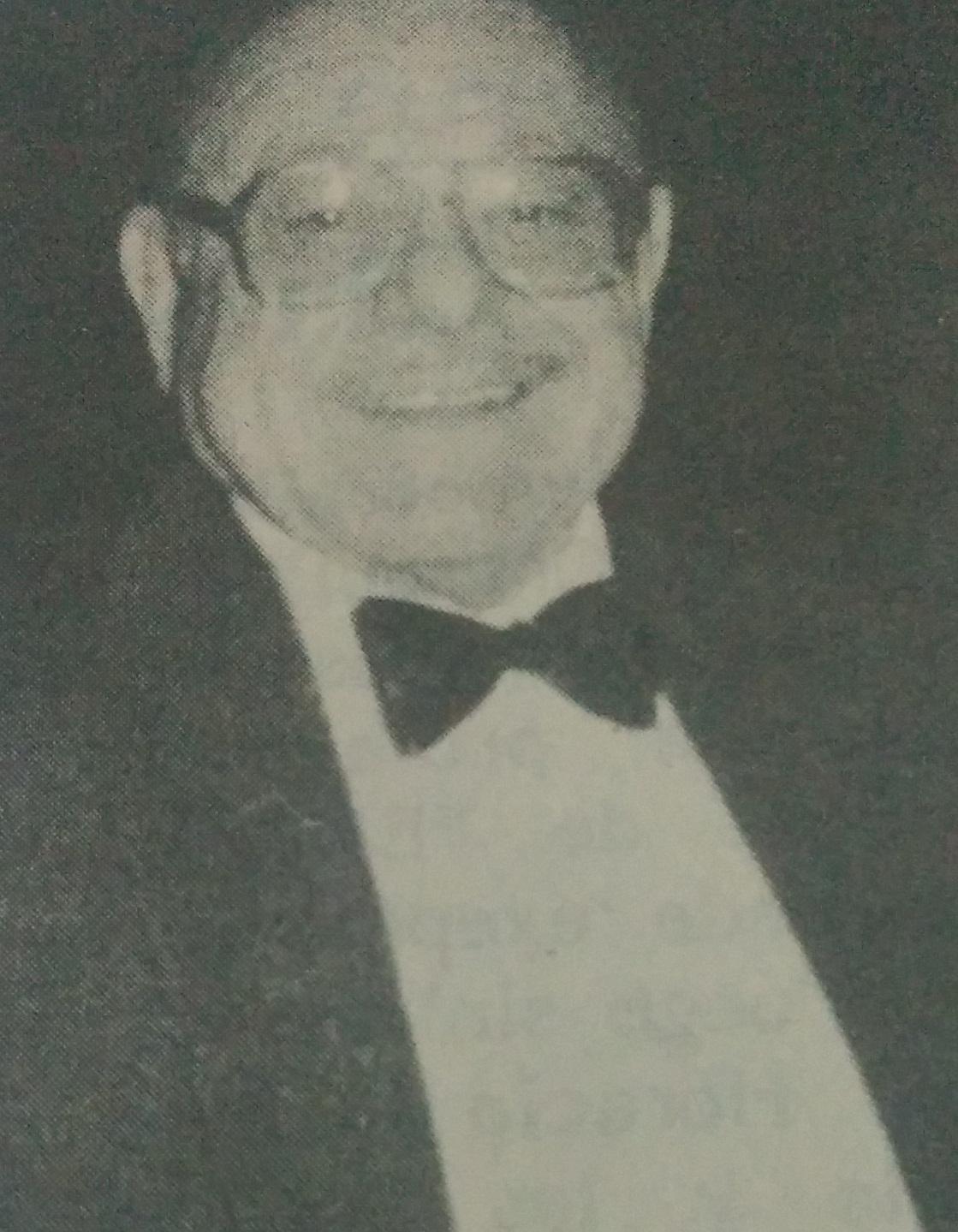Profesor, Dr. Alfredo Ángel Roggiano (1919-1991).
