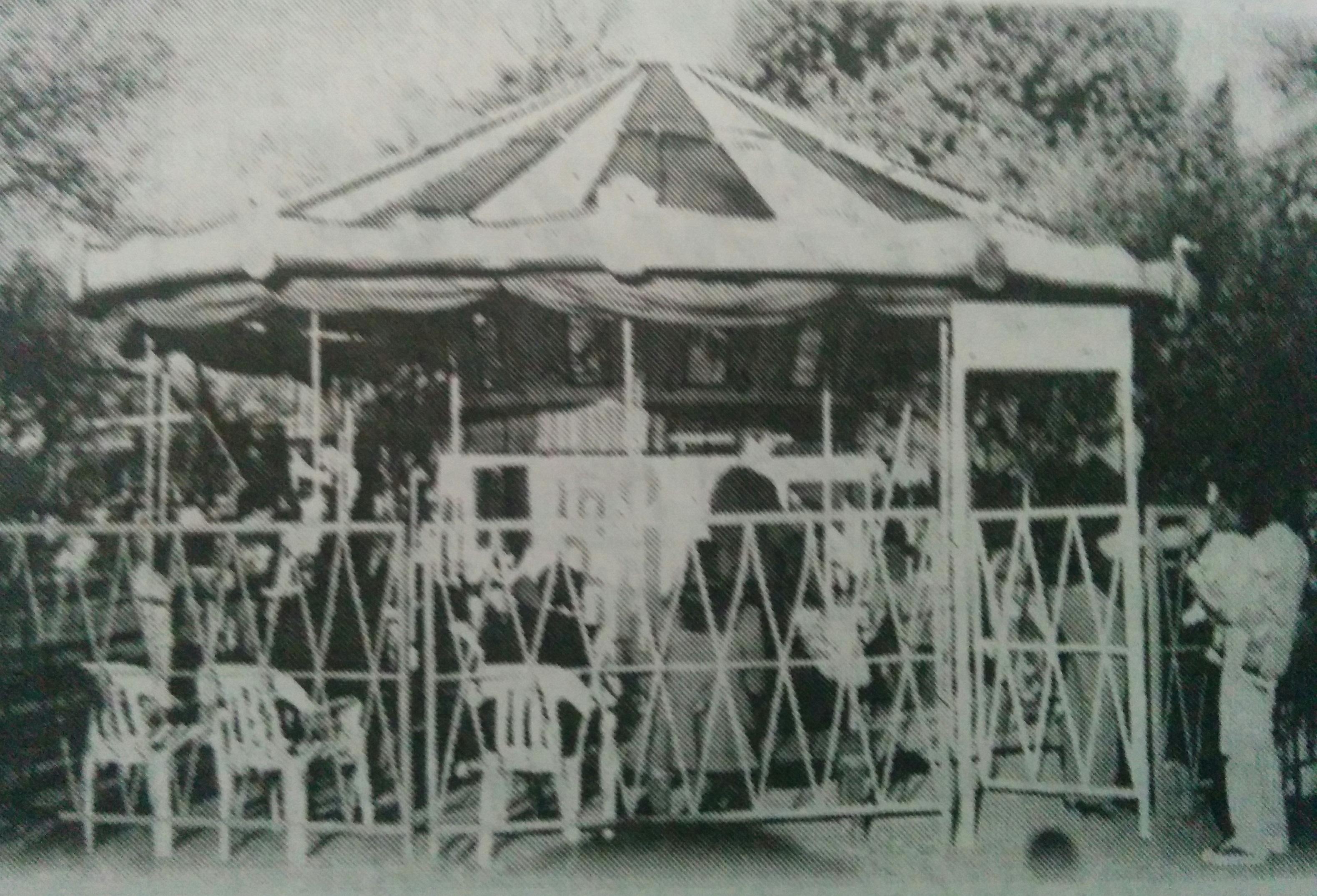 La tradicional y querida Calesita de Mariela, que viene girando, desde 1965…