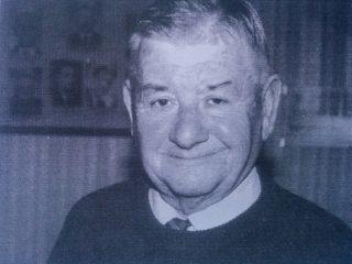 Eleodoro Juan Tenaglia, empleado probo y fiel, durante muchos años, de la Cooperativa Agrícola Ganadera.