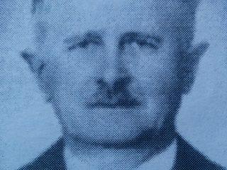 Don Juan Ciafardini, primer presidente, del Consejo de Administración, de la Cooperativa Agrícola Ganadera de Chivilcoy Ltda.