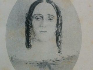 Grace B. de Mohr, la madre del Luis Alberto Mohr.