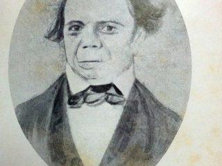 Francisco José Mohr, el padre del recordado periodista y escritor, Luis Alberto Mohr.