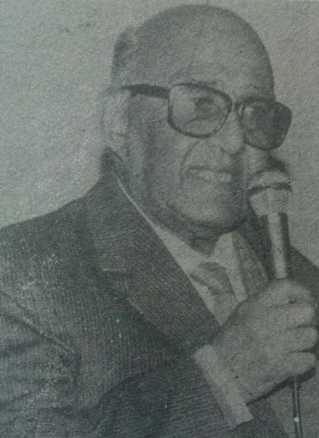 Don Vicente José Abriola (1907-2003), un dirigente político y deportivo, ejemplar e inolvidable.