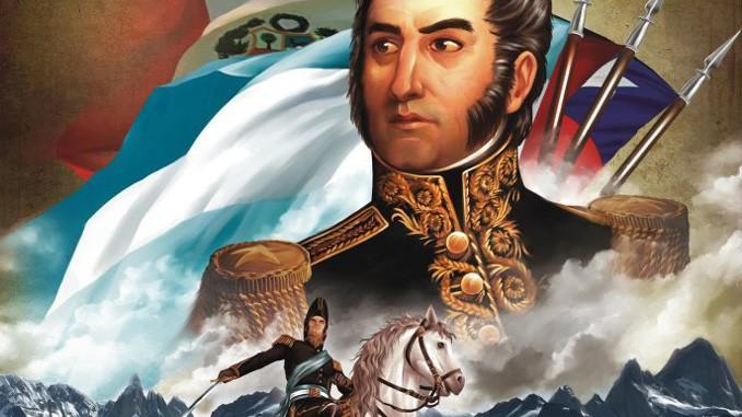 Gral. José de San Martín, Capitán de los Andes y Libertador de América (1778-1850)