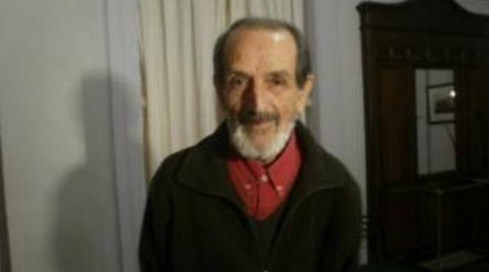 El fotógrafo, realizador cinematográfico y docente, Ángel Rodolfo Sallago (1939-2016).