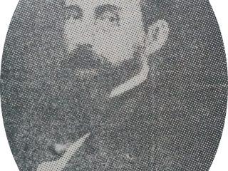 Don Manuel Antonio del Carmen Villarino (1815-1868), quien realizó la traza de Chivilcoy, aprobada en 1855.