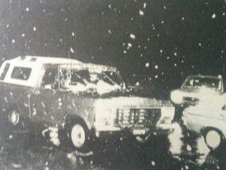 Postales chivilcoyanas, de la inolvidable nevada de 1993.