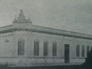 Escuela Nº 8 «General Manuel Belgrano», fundada en 1884.