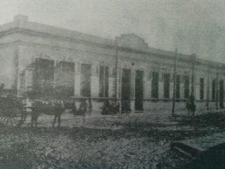 Escuela Nº 3 «Dr. Nicolás Avellaneda», fundada en 1867.