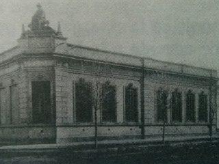 Escuela Nº4 «Manuel Villarino», desaparecida a comienzos del año 2007.
