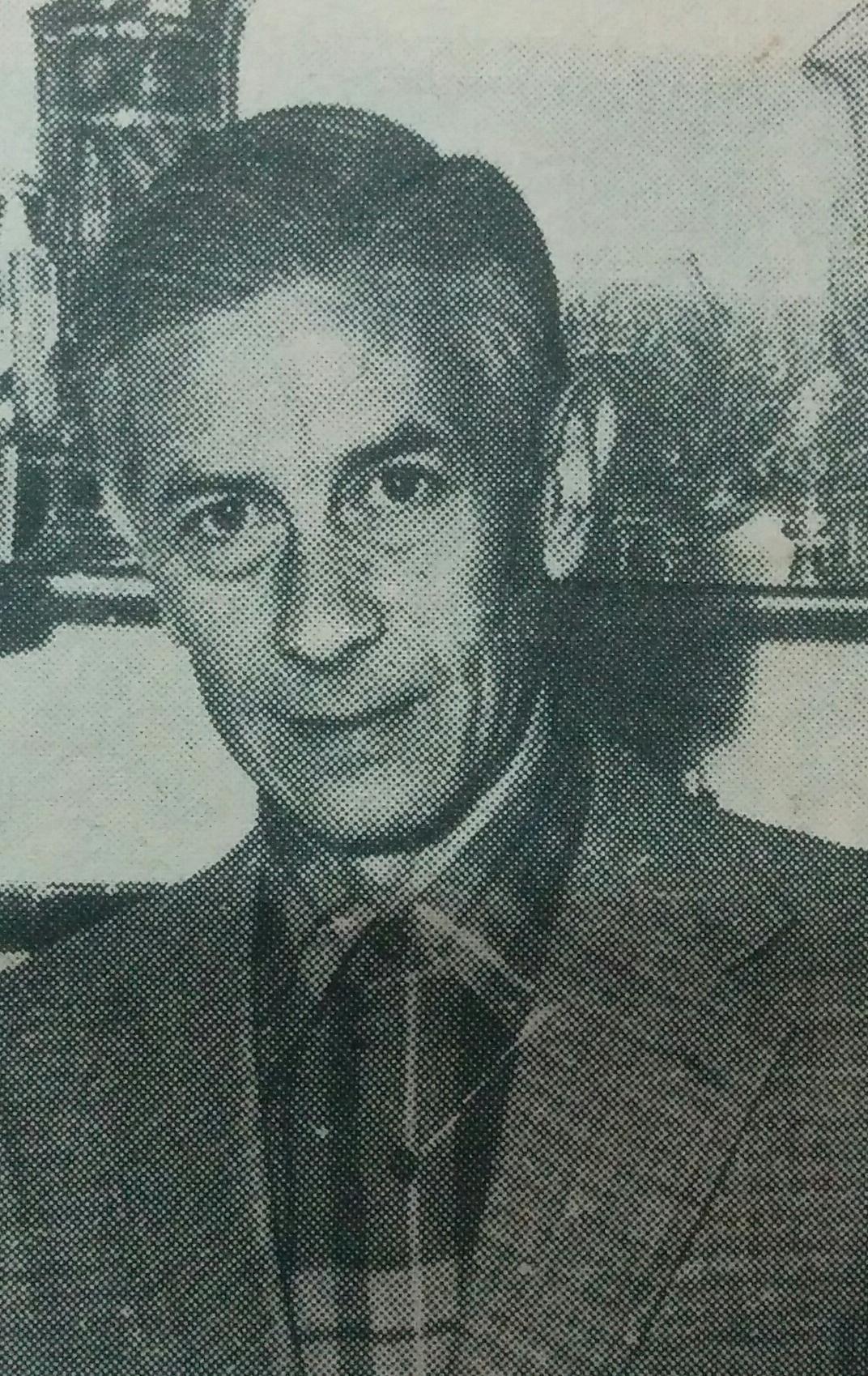 Francisco Alberto Castagnino (1924-2007), ex director del Museo Histórico Municipal, y creador y organizador del Complejo Histórico Chivilcoy, inaugurado el 5 de noviembre de 1983.