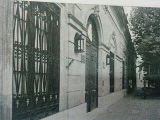 Sede del actual Complejo Histórico Chivilcoy «Adelina Dematti de Alaye», en la calle 9 de julio Nº 177. Creado y organizado, por Francisco Alberto Castagnino, se inauguró el 1983.