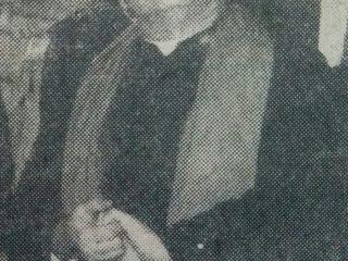El sacerdote, presbítero Juan Ruszaj, fundador y titular, durante muchos años, de gran labor pastoral y evangelizadora, de la Parroquia Santísima Eucaristía, creada el 1 de septiembre de 1974.