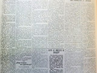 Diario socialista «El Despertar», fundado el 4 de octubre de 1928, cuya dirección estuvo en un comienzo, y hasta 1933, a cargo del periodista, Don Pedro Panzardi.