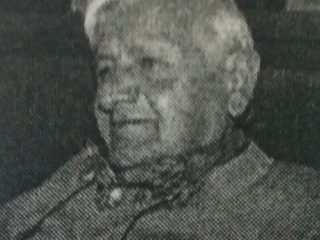 El dirigente fomentista y hombre público chivilcoyano, Atilio Luis Maradei (1935-2010), fundador del Centro Médico del Barrio del Pito, inaugurado el 22 de noviembre de 1986.
