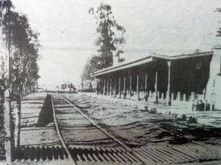 """Vieja Estación """"Norte"""", con el recuerdo, la emoción y la nostalgia, de todos los chivilcoyanos."""