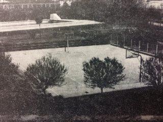 El campo de deportes «Juan Lúcio Zanichelli», del Club Colón.