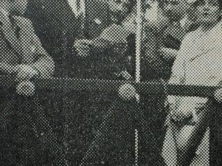 El intendente municipal, Don Generoso Fernando Falivene.