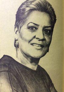 La excelente intérprete musical, Mara Helguera.