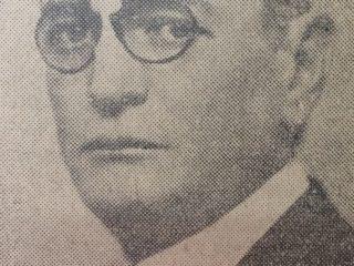 El Dr. Luis Grisolía (1885-1951).